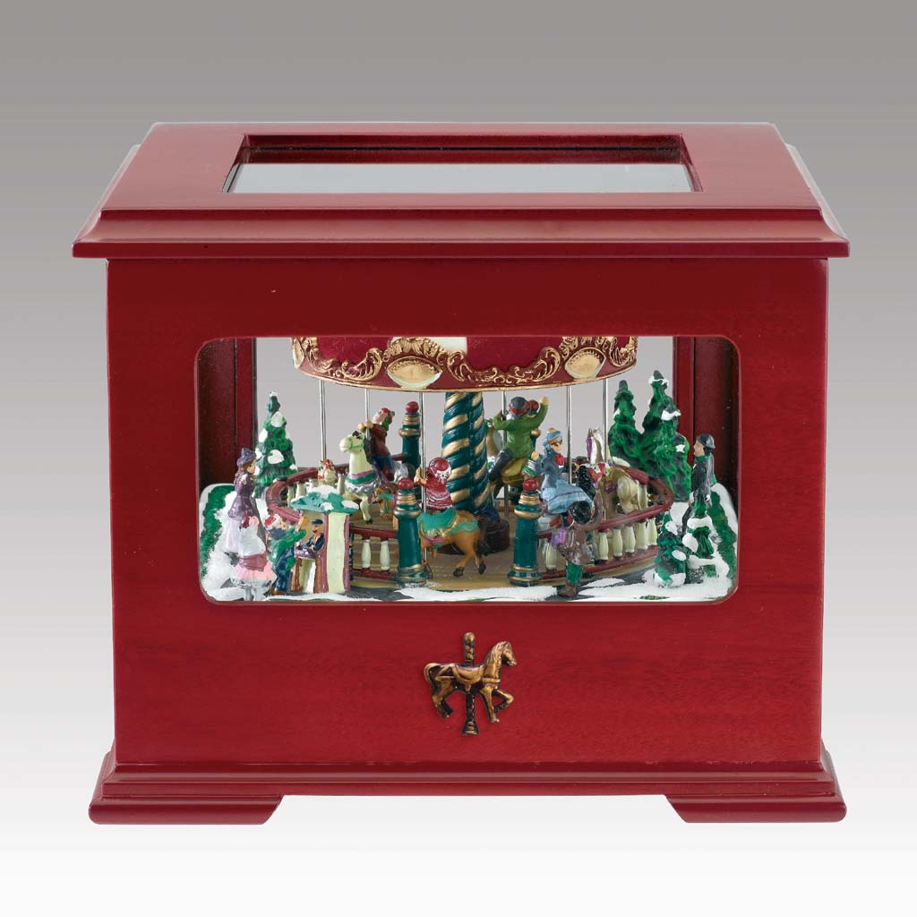 Mr Christmas Mechanical Collectibles